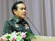 Líder militar tailandés niega planificación previa del golpe de Estado