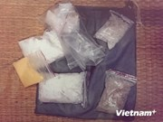 Detienen a mayor detallista de drogas en Hanoi