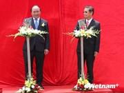 Vietnam ayuda a Laos en desarrollo de infraestructura de transporte