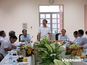 Vicepremier inspecciona protección ambiental en Binh Duong