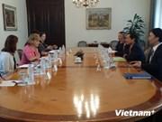 Eslovenia y Croacia apoyan solución pacifica para tensiones en Mar Oriental
