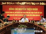 Llaman a Viettel impulsar desarrollo de telecomunicación