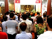 Comunidad vietnamita en Laos reza por integridad territorial
