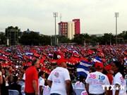 Asistencia vietnamita en aniversario de Revolución sandinista
