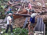 Tifón Rammasun deja 10 muertos en Vietnam