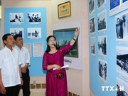 Exposición fotográfica sobre Conferencia de Ginebra