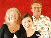 Participa operista vietnamita en curso Lidal Johnson