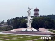 Rinden tributo a voluntarias caídas en la encrucijada de Dong Loc