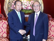 Vietnam y Japón incrementan cooperación legislativa