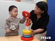 Ayuda estadounidense para niños vietnamitas con pérdida auditiva