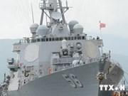 Singapur y EE.UU. inician maniobra militar en Mar Oriental