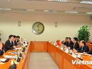 Vietnam y Sudcorea dispuestos a incrementar las relaciones
