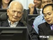Abren segundo juicio contra exlíderes de Khmer Rojo
