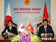 Vietnam y Japón profundizan asociación estratégica