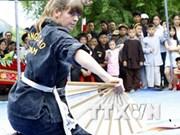 Inauguran festival internacional de artes marciales de Vietnam