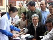 Inician campaña por salud del anciano en Vietnam