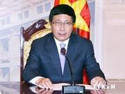Solidaridad – clave de desarrollo de ASEAN
