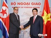 Vietnam concede importancia al fomento de nexos con RPDC