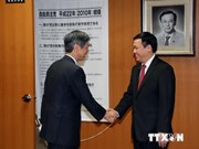 Vietnam busca incrementar cooperación económica con Japón