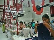 Pretende India convertirse en proveedor de textil potencial de Vietnam