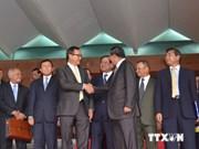 Cambodia: primera asistencia parlamentaria de CNRP tras boicot
