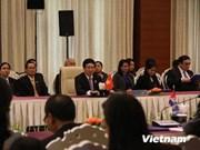 Papel activo de Vietnam en conferencias de ASEAN y socios