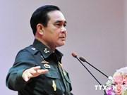 Tailandia fija plazo para elegir a un nuevo primer ministro