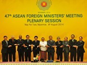 ASEAN y China fomentan cooperación estratégica