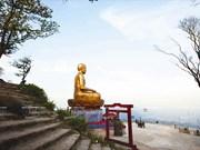 La sagrada montaña de Yen Tu
