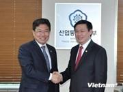 Vietnam y Sudcorea firmarán TLC