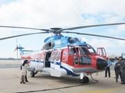 Operadora de helicópteros vietnamita recibe nave francesa