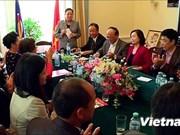 Partidos comunistas de Vietnam y Austria robustecen relaciones