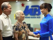Banco vietnamita gana premio mundial de calidad