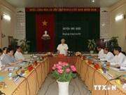 Líder partidista realiza visita a distrito isleño de Phu Quoc