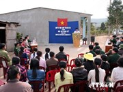Viviendas para familias pobres en provincia vietnamita