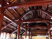 Completan restauración de vestigio en ciudad imperial de Hue