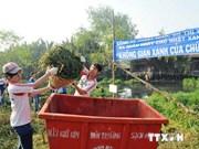 Ciudad Ho Chi Minh y Osaka cooperan en tratamiento de residuos
