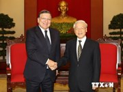 Resalta Durão Barroso papel vietnamita en nexos UE-ASEAN