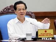 Primer ministro aprueba reajustes de planificaciones