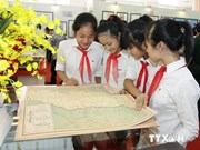 Abierta exhibición sobre mares e islas vietnamitas