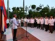 Actividades por Fiesta Nacional de Vietnam en Cuba