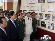 Rinden tributo al Presidente Ho Chi Minh en Día Nacional