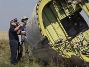 Continúan investigaciones sobre derribo del MH17