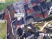 Ministro malasio analiza en Moscú investigación sobre MH17