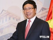 Vicepremier vietnamita asistirá a eventos comerciales en China