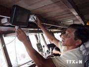 Instala Tien Giang aparatos de conexión satelital a barcos