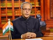 Inicia visita a Vietnam presidente de la India