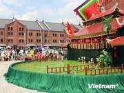 Presentan arte folclórico vietnamita en ciudad japonesa Yokohama