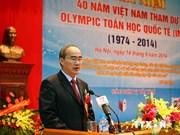 Vietnam con grandes hazañas tras 40 años de participación en OIM