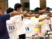 Tiradores vietnamitas clasifican para Juegos Olímpicos 2016